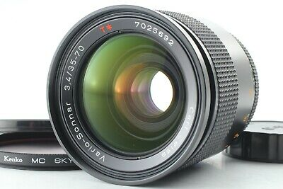 【MINT】 Contax Carl Zeiss 35-70mm F/3.4 Vario-Sonnar T* MMJ From JAPAN #0549