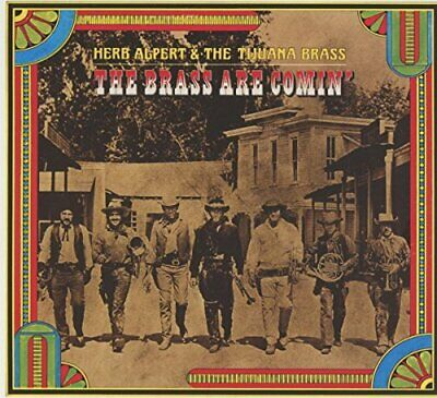 Herb Alpert & the Tijuana Brass - Brass Are Comin' - CD - New