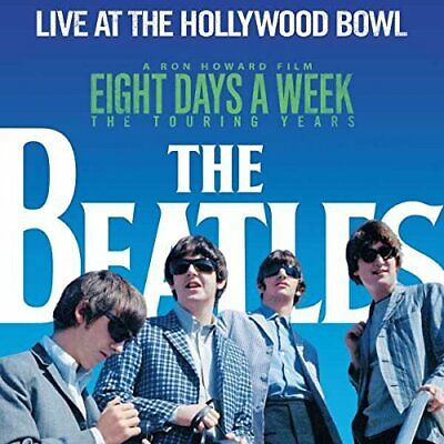 Beatles - Live At the Hollywood Bowl - CD - New