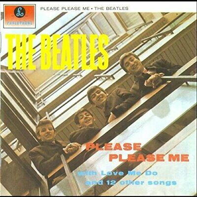 Beatles - Please Please Me - CD - New