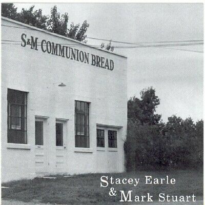 Earle Stacey/Mark Stuart - S & M Communion Bread - CD - New