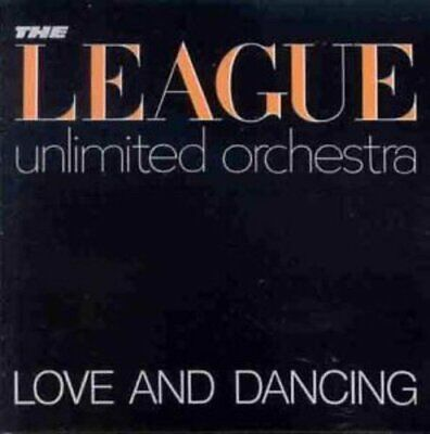 League Unlimited Orchestra - Love and Dancing - CD - New
