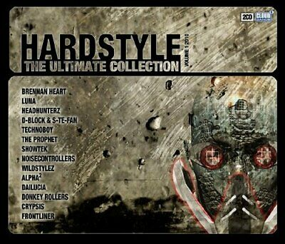 Hardstyle: the Ultimate Collec - Hardstyle the Ultimate Collec - Double CD - New