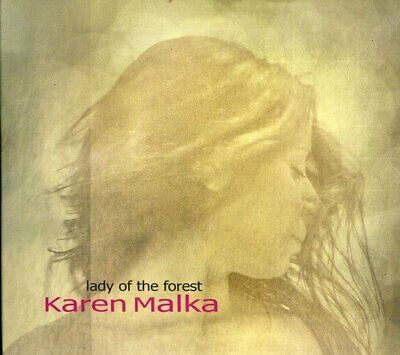 Karen Malka - Lady of the Forest - CD - New