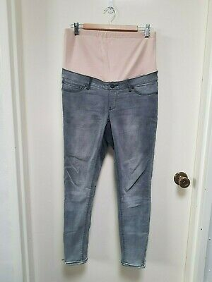 Jeanswest Maternity Grey Skinny Jeans size 12