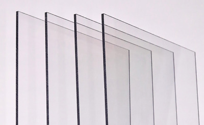 2mm Polycarbonate Clear Plastic Sheet Greenhouse Frame Glazing Shed Panel Solid