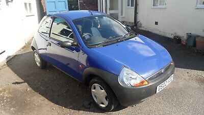 Ford KA only 36,300 miles