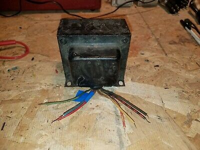 OUTPUT TRANSFORMER FOR Marshall 50 watt amp 40-18025 / 784