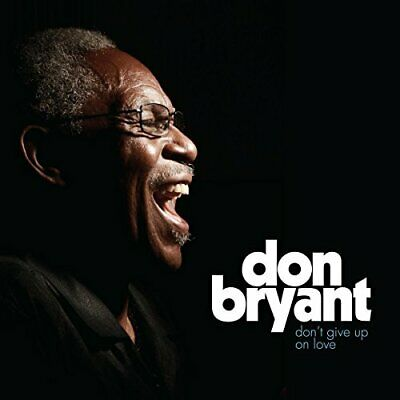 Don Bryant - Dont Give Up On Love - LP - New