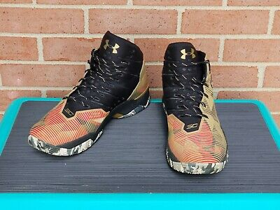 los angeles 74fa8 aba84 CURRY 3 UNDER Armor Men's Size 10 1/2 - $29.99 | PicClick
