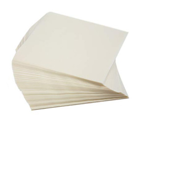 Waxed Paper Sheets Craft Embossing Soap Wrapping 38 x 25cm