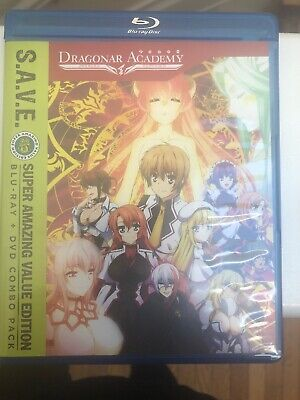 Dragonar Academy: The Complete Series - S.A.V.E. [New Blu-ray] With DVD, Boxed