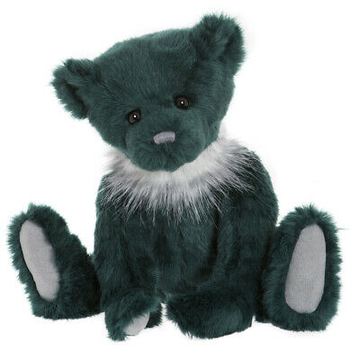 Mr Cuddles - collectable jointed plush teddy by Charlie Bears - CB181715