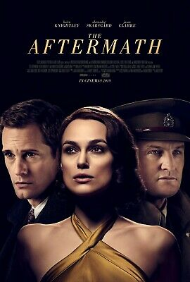 The Aftermath (DVD 2019) NEVER WATCHED DVD DISC ONLY READ DESCRIPTION