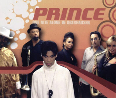 PRINCE One Nite Alone in Oberhausen  3 cds Sabotage