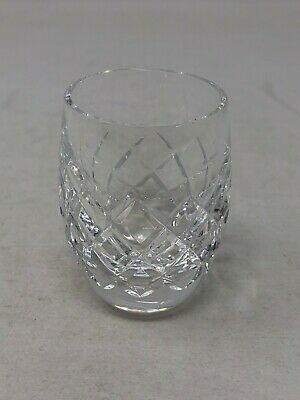 Waterford Crystal Alana / Comeragh Shot Glass 2 3/8""