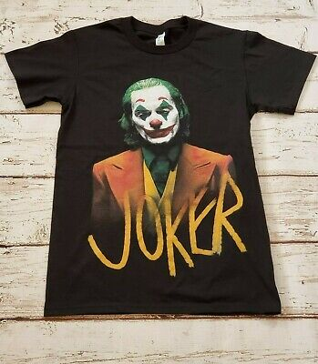Joker - Movie Character- T-SHIRT