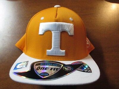 quality design d7869 66b7b Tennessee Volunteers Top Of The World Hat (Osfm) Flex Fit Nwt  28 Orange
