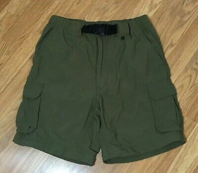 Boy Scouts of America Mens Small Size 30 Switchback Convertible Shorts - NO LEGS