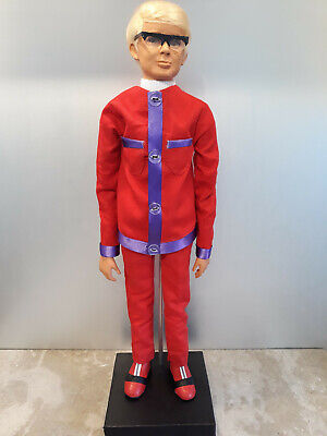 Gerry Anderson Thunderbirds Joe 90 Studio-Scale Replica Puppet KIT 1:1