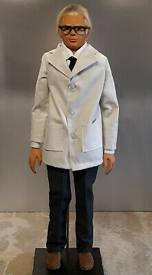 Gerry Anderson Thunderbirds Professor McClaine Studio-Scale Replica Puppet KIT