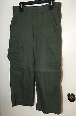 Boy Scouts of America Uniform Canvas Pants Switchback Mens 32 Classic          C
