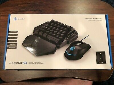 12c1f1c4d20 GameSir VX Keyboard And Mouse Adapter For PS4/ Xbox One/Nintendo Switch/ PS3