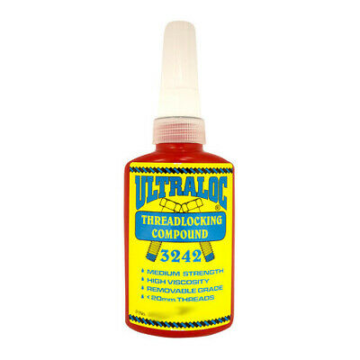 Ultraloc Threadlocking Compound Blue - Anaerobic Medium Strength Removable Grade