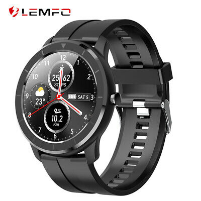 LEMFO D13 Smart Watch Heart Rate Oxygen Blood Pressure Sports Fitness Tracker