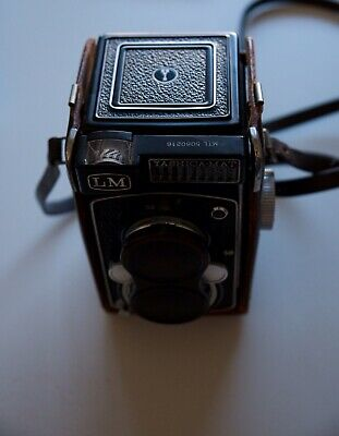 Yashica Mat LM TLR Film camera, Working Good Condition