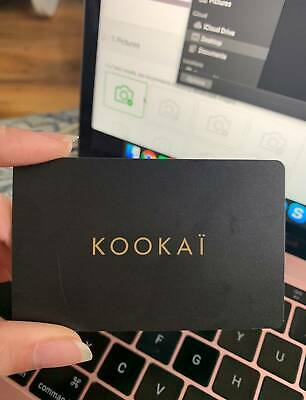 Kookaï Gift Card $300 - Expires 26 June 2022