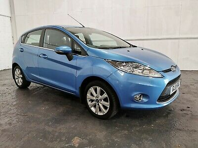 2011 Ford Fiesta 1.4 Zetec, Low Miles, FSH, Finance Available