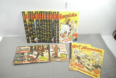 Horrido Comic No. 35 - 45 +4 Special Editions Reproduction Z: 1 (WR7)