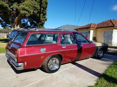 1975 Holden HJ Premier wagon kingswood GTS  Hz Hq hx