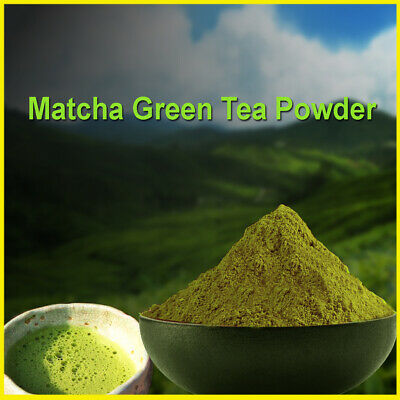 Organic Matcha Green Tea Powder Milk Shake Smoothie Ice Cream/Tea FREE FAST POST