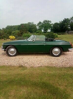 MGB Roadster 1969 Heritage Shell