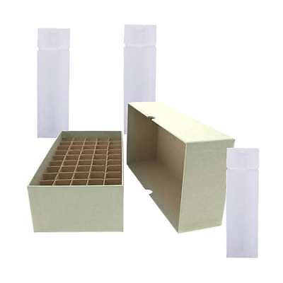 Guardhouse Dime/Green Coin Tube Box with, 50 Numis Dime Square Tubes