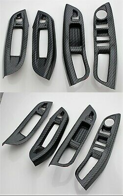 Ford Focus MK 3 >>> Innentürgriff Carbon Cover 4tlg