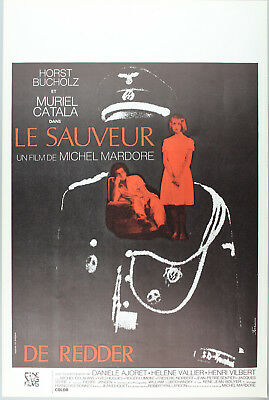 Vintage 60s/70s movie poster : LE SAUVEUR