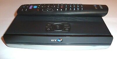BT Humax YouView + YouView Box DTR-T2100 500GB Twin HD Freeview Catch Up TV