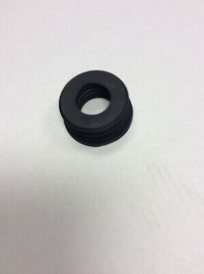110mm x 32mm + 32mm Twin Double Strap on Boss for Soil Pipe with Rubber Reducers