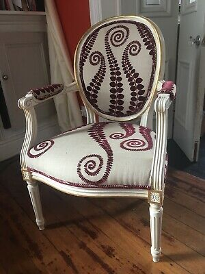 louis french style chair