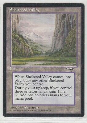 Magic Sheltered Valley - Valle Riparata ALL Inglese
