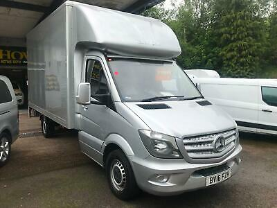 2016 16 Mercedes-Benz Sprinter 2.1TD 313CDI LWB / LUTON / TAIL-LIFT / AIR-CON