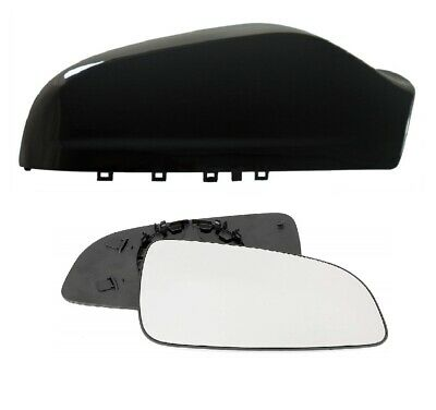 VAUXHALL ASTRA H MK5 04-08 DRIVER SIDE R//H//S O//S HEATED DOOR WING MIRROR GLASS