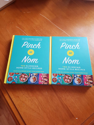 New Pinch of Nom: 100 Slimming, Home-style Recipes (Hardcover), Free Shipping