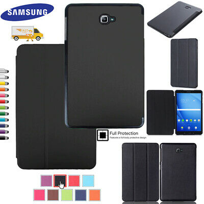 Smart Leather Magnetic Stand Case For Samsung Galaxy Tab A 10.1 (2016) T580/T585