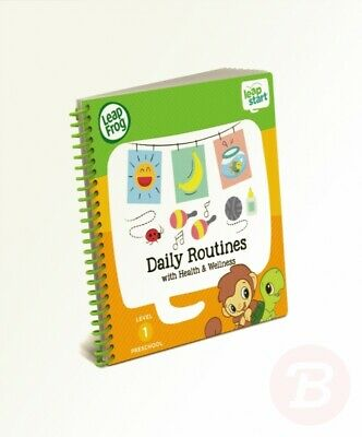 LeapFrog 21506 LeapStart Nursery Daily Routines and Health and Wellness ...