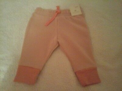 pair of baby girls trousers from next outlet age 3-6 months brand new with tags