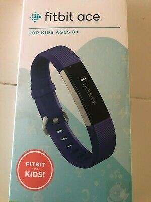 Fitbit bit Ace Activity Tracer for kids 8+, purple, brand new
